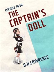 The captain's doll cover image