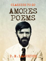 Amores : poems cover image