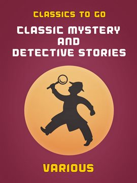 Cover image for Classic Mystery and Detective Stories
