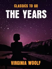 The years cover image