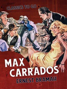 Cover image for Max Carrados