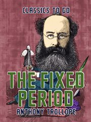 The fixed period cover image