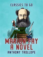 Marion Fay : a novel cover image