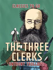 The three clerks cover image