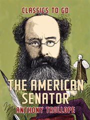The American senator cover image