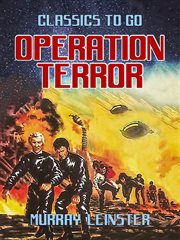 Operation terror cover image