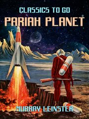 Pariah planet cover image