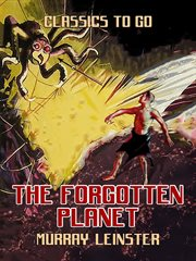 The forgotten planet cover image