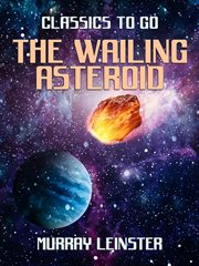 The wailing asteroid cover image