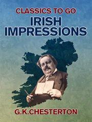Irish impressions cover image