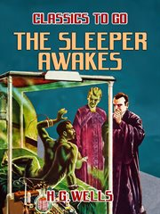 The sleeper awakes cover image