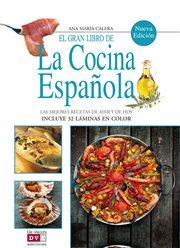 El gran libro de la cocina espaänola