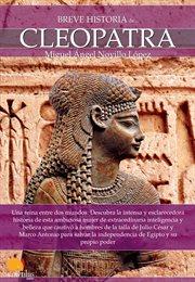 Breve historia de Cleopatra cover image