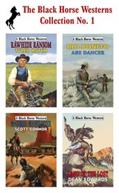 The black horse westerns collection. 1 cover image