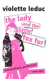 The Lady and the Little Fox Fur cover image