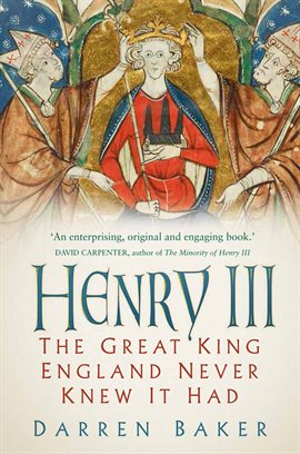 Cover image for Henry III