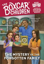 The mystery of the forgotten family cover image