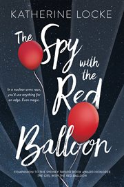 The spy with the red balloon cover image