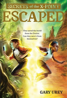 Cover image for Escaped