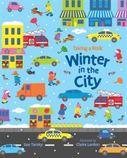 Taking a walk : winter in the city cover image