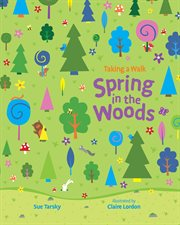 Spring in the woods cover image