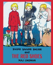 Snipp, Snapp, Snurr, and the red shoes cover image