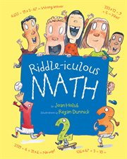 Riddle-iculous math cover image