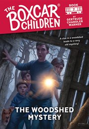 The woodshed mystery cover image