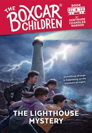 The lighthouse mystery cover image