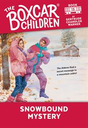 Snowbound mystery cover image