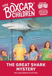 The great shark mystery cover image