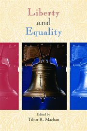 Liberty and Equality cover image