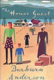 The house guest cover image