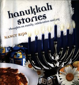 Cover image for hanukkah stories