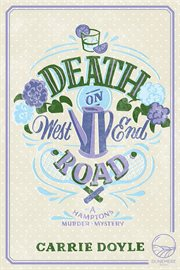 Death on West End Road cover image