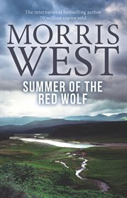 Summer of the red wolf cover image