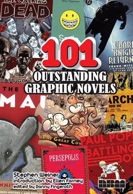 Cover image for 101 Outstanding Graphic Novels