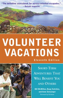 Cover image for Volunteer Vacations