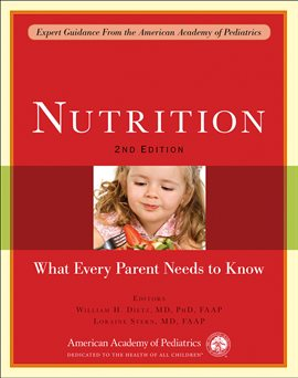 Cover image for Nutrition