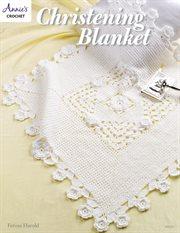 Christening Blanket