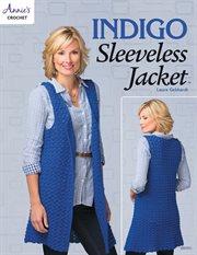 Indigo sleeveless jacket cover image