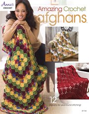 Amazing crochet afghans cover image