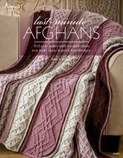 Last-Minute afghans cover image