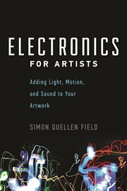 Electronics for Artists cover image