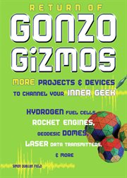Return of gonzo gizmos cover image