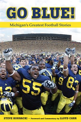 Cover image for Go Blue!