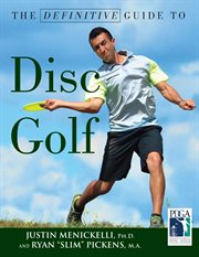 The definitive guide to disc golf cover image