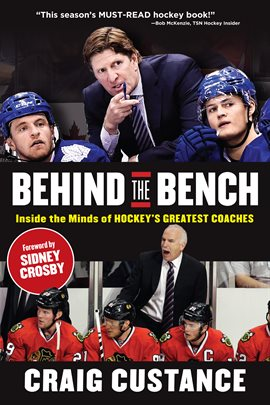 Behind the Bench by Craig Custance, book cover