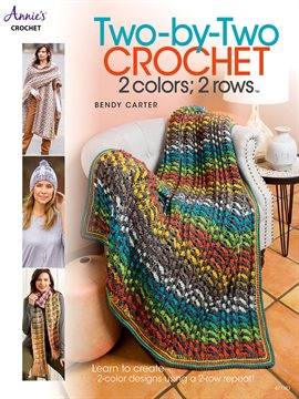 Cover image for Two by Two Crochet
