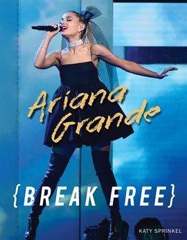 Cover image for Ariana Grande